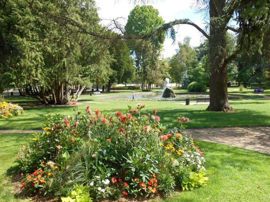 Visites Guidées au Jardin Durzy à MONTARGIS - 1