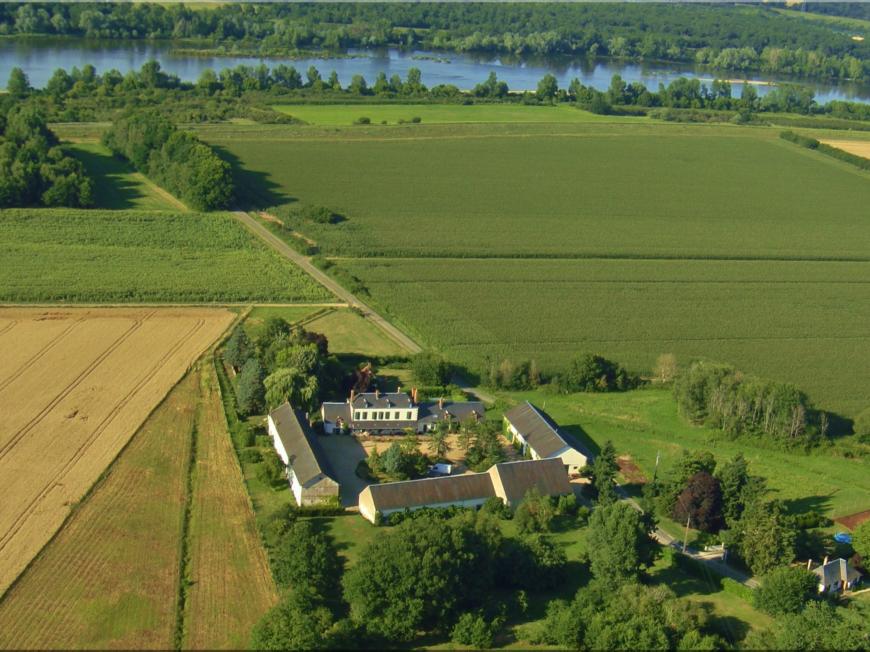 Domaine de L'Epinoy – Salle des fêtes et Gîtes à SAINT-AIGNAN-LE-JAILLARD © Domaine de L'Epinoy