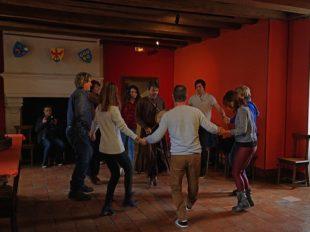 Et bien dansez maintenant ! à LANGEAIS - 4  ©  Chateau de Langeais