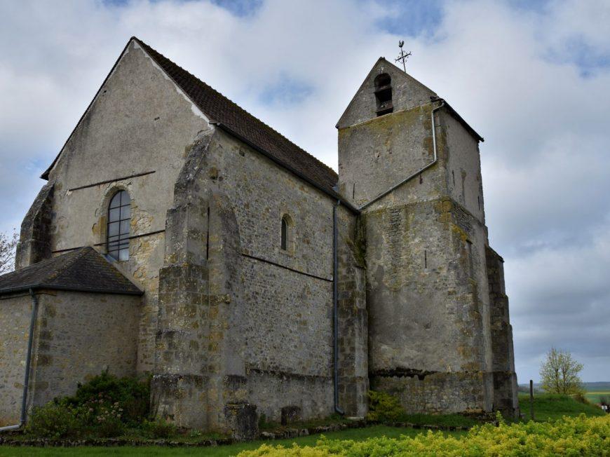 Eglise Saint-Etienne à DESMONTS © otgp