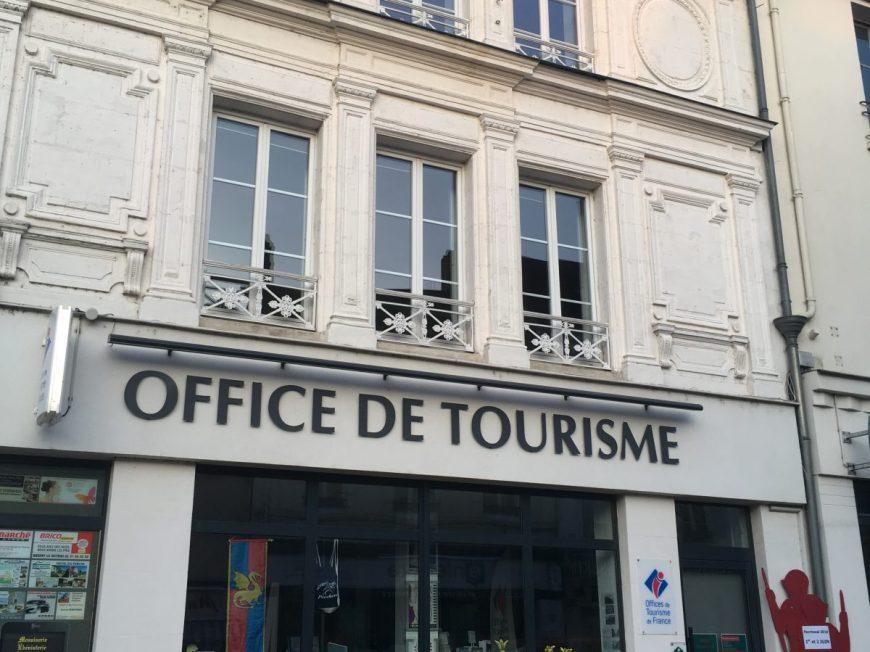 Office de Tourisme et de Commerce du Perche à NOGENT-LE-ROTROU © Office de Tourisme du Perche