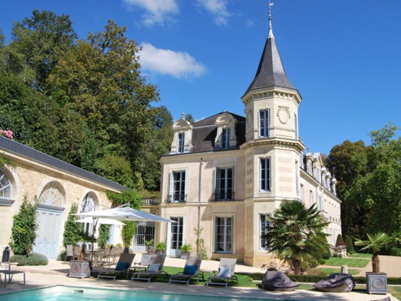 Domaine de Châteaufort à LANGEAIS ©  Laura Botterill