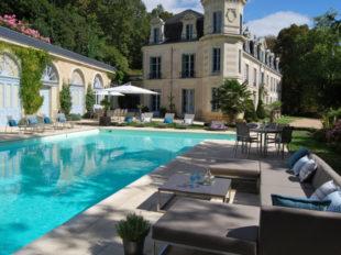 Domaine de Châteaufort à LANGEAIS - 3  ©  Laura Botterill