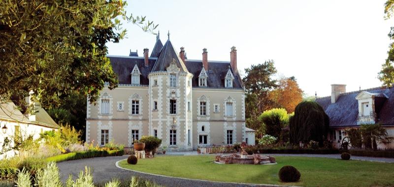 Domaine de Fontenay à BLERE ©