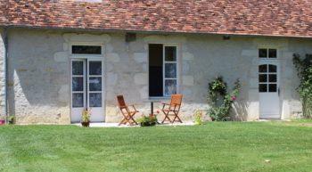 Domaine de la Touche – Terrasse Fauteuil