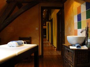 Hotel-Restaurant & Spa du Domaine des Thomeaux à MOSNES - 3  © ®Domaine des Thômeaux