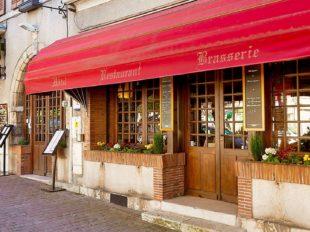 L'Ecu de France à LE MALESHERBOIS - 2  ©  L'Ecu de France