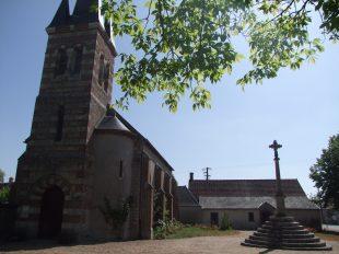 Eglise Notre-Dame à CHAPELON - 2  © OT Gâtinais Sud