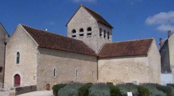 Eglise Saint-Etienne de Beaugency