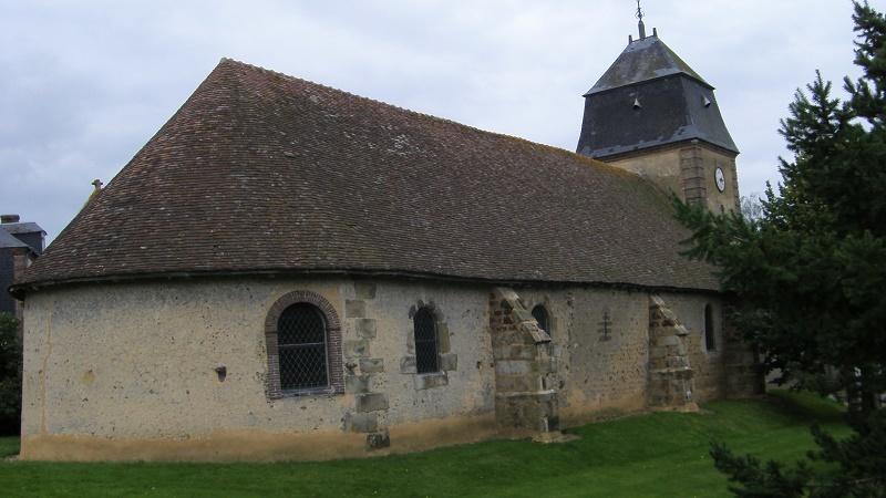 Journées Européennes du Patrimoine – Visite libre de l'église à ROHAIRE © mairie de rohaire