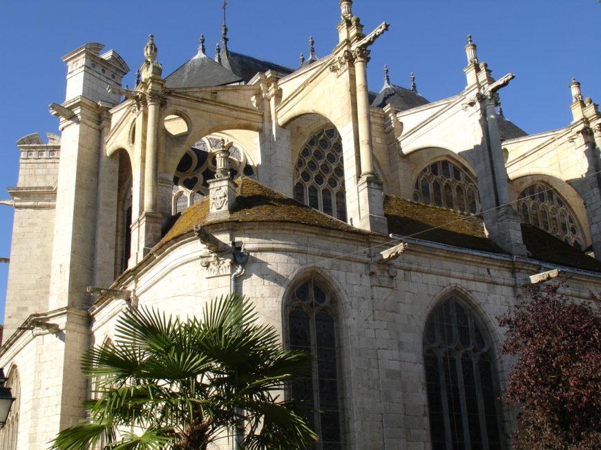 Église Sainte Marie-Madeleine à MONTARGIS © OT AME