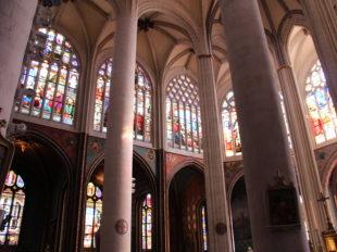 Église Sainte Marie-Madeleine à MONTARGIS - 2  © OT AME