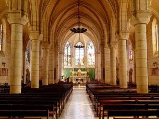 Eglise Saint-Maurice à CHATILLON-SUR-LOIRE - 3  © P.Mérat