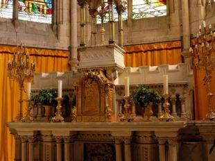 Eglise Saint-Maurice à CHATILLON-SUR-LOIRE - 4  © P.Mérat