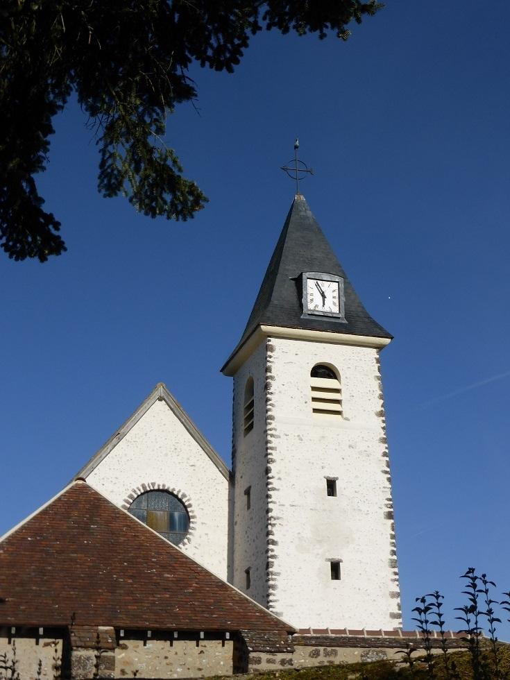 Journées Européennes du Patrimoine – Visite libre de l'église à JAUDRAIS © mairie de jaudrais