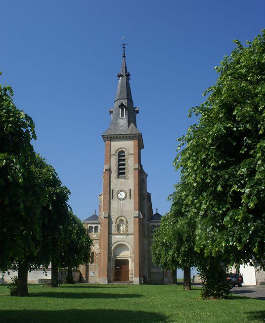 Eglise de Loigny-la-Bataille à LOIGNY-LA-BATAILLE © CDT 28