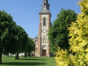 Eglise de Loigny-la-Bataille à LOIGNY-LA-BATAILLE - 2  © CDT 28