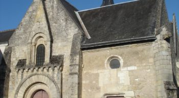 Eglise de Vernou sur Brenne