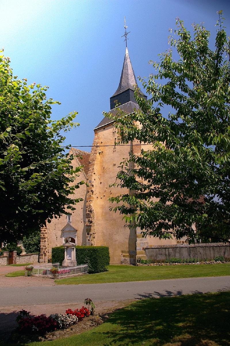 Journées Européennes du Patrimoine – Visite libre de l'église à LES RESSUINTES © Gael Renaudin