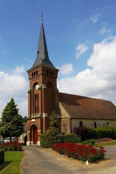 Journées Européennes du Patrimoine – Visite libre de l'église à LA CHAPELLE-FORTIN © mairie de la chapelle fortin