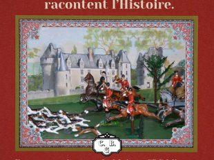 Exposition 2021 au Château de Montpoupon «Soldats et figurines en plomb racontent l'histoire» à CERE-LA-RONDE - 3  © châteaudemontpoupon