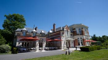Briare-Domaine des Roches-façade