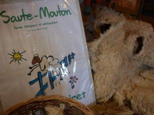 Ferme biologique et pédagogique Saute-Mouton à TIGY - 3  ©