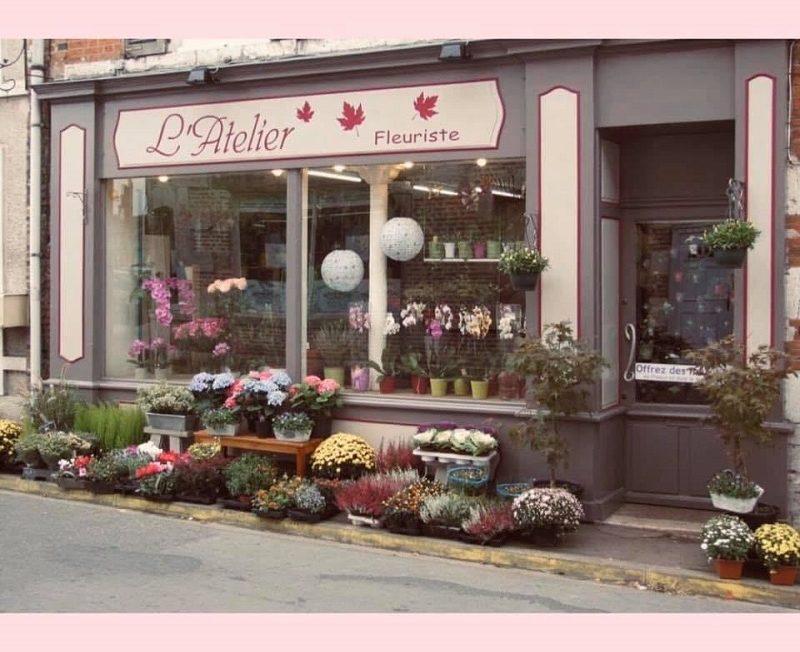 L'Atelier Fleuriste à LIGNY-LE-RIBAULT © Fleuriste l'Atelier