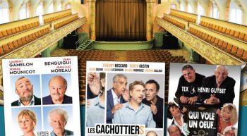 Flyer Un dimanche au théâtre 2022 recto