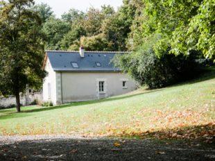 Le Château de Fontenay – Gite de la maison du Boulanger à BLERE - 2  © Château de Fontenay