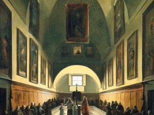Exposition Girodet face à Géricault ou la bataille romantique du salon de 1819 à MONTARGIS - 4  © Musée des Beaux-Arts Lyon