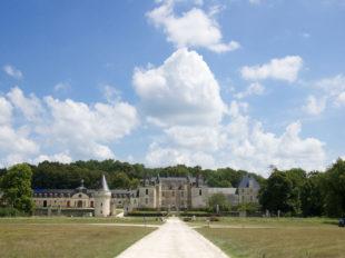 Château de Gizeux à GIZEUX - 13  © Alain-Vialleton