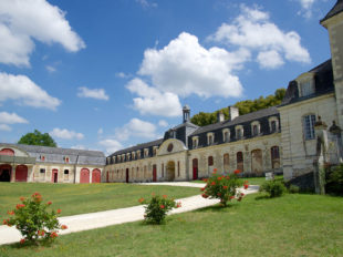 Château de Gizeux à GIZEUX - 14  © Alain Vialleton