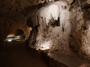 Grottes Pétrifiantes de Savonnières-Villandry à SAVONNIERES - 3  © Grottes pétrifiantes de Savonnières