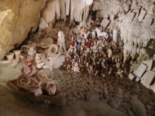 Grottes Pétrifiantes de Savonnières-Villandry à SAVONNIERES - 4  © Grottes pétrifiantes de Savonnières
