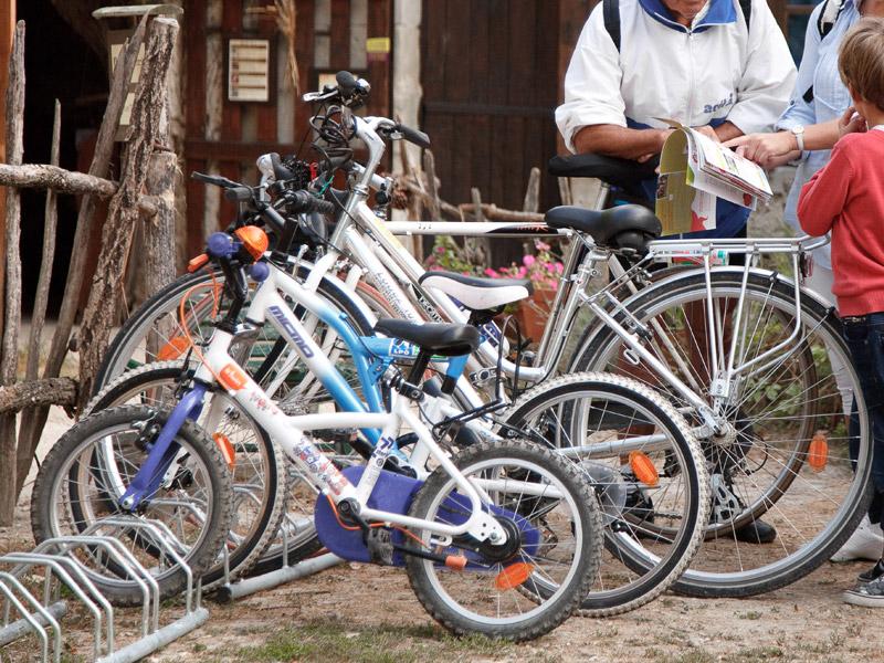Véloc à AMBOISE © A. Lecomte