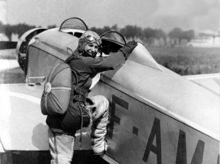 Exposition – Du monoplan Blériot à l'A400M à ORGERES-EN-BEAUCE - 2  © asso de yermenonville
