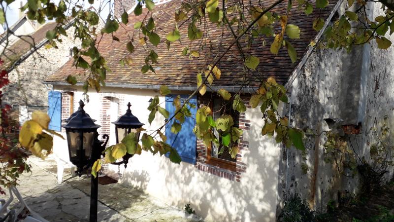 Gîte des Gallinacées à FONTAINE-SIMON © gallet-tuffier
