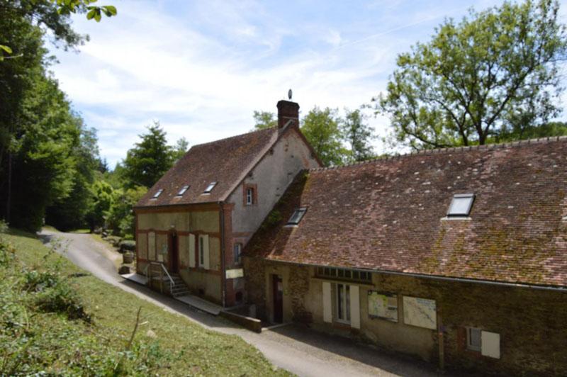 Moulin de Châteaubrun à CUZION ©  Gîtes de France de l'Indre en Berry