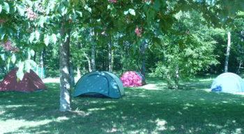 Camping «Les Abrias du Perche»