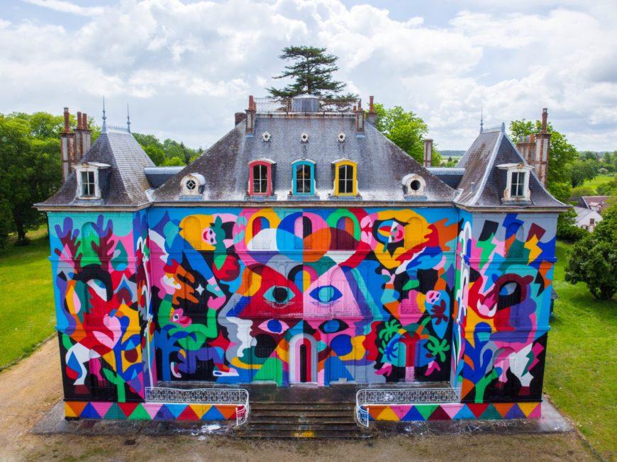 Label Valette Festival #4 à PRESSIGNY-LES-PINS © L.Cottin