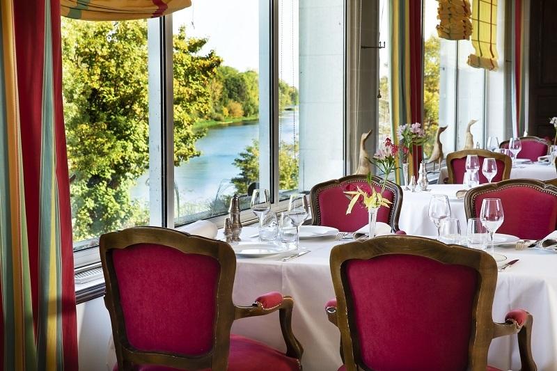 Hôtel Le Choiseul & Restaurant Le 36 à AMBOISE © Christophe Bielsa