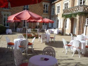 Hostellerie du Château Les Muids à LA FERTE-SAINT-AUBIN - 4  © Les Muids