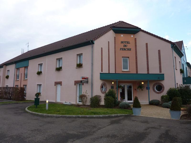 Hôtel du Perche à NOGENT-LE-ROTROU © OT Nogent-le-Rotrou