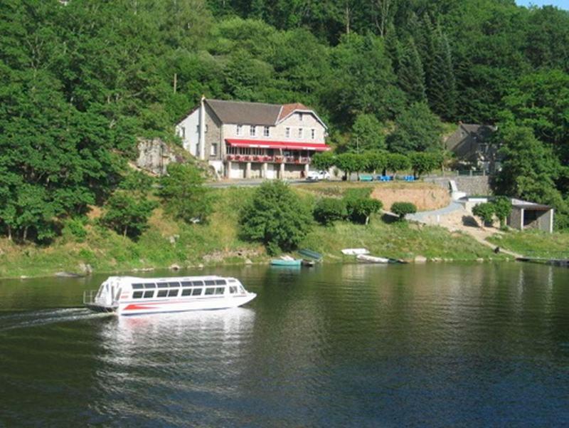 Hôtel du Lac à SAINT-PLANTAIRE ©  Aldert Brandsma