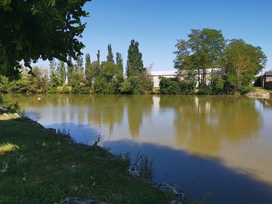 Site de pêche – Abonville à LEVESVILLE-LA-CHENARD © mtcb