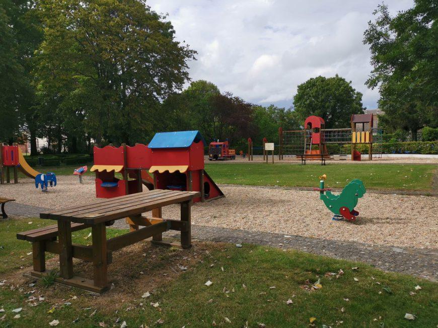 Aire de jeux Janville-en-Beauce à JANVILLE-EN-BEAUCE © mtcb