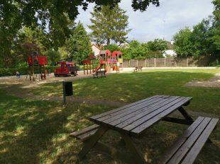 Aire de jeux Janville-en-Beauce à JANVILLE-EN-BEAUCE - 4  © mtcb