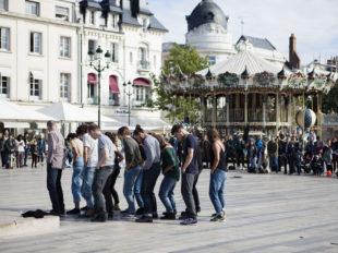 Centre Chorégraphique National d'Orléans à ORLEANS - 6  © Cynthia Lefebvre - Jeune ballet de Lyon