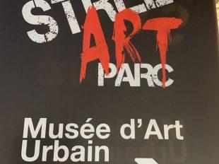 Street Art Parc du château de Môh à CANDES-SAINT-MARTIN - 12  © Alex Vagnini